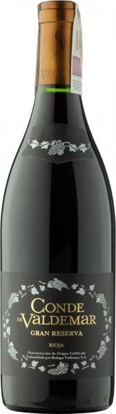 """Вино """"Conde de Valdemar"""" Gran Reserva, Rioja DOCa, 1995"""