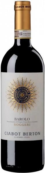 "Вино Ciabot Berton, ""Roggeri"", Barolo DOCG, 2008"