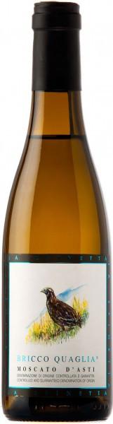 """Вино La Spinetta, """"Bricco Quaglia"""", Moscato d'Asti DOCG, 2011, 0.375 л"""