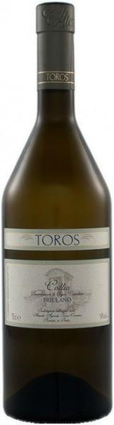 Вино Toros Franco, Friulano, Collio DOC, 2013