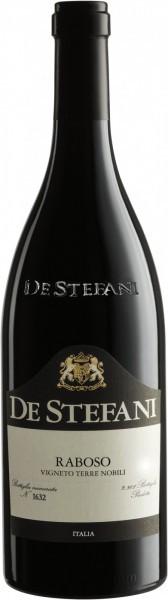 "Вино De Stefani, Raboso ""Vigneto Terre Nobili"", Piave DOC, 2010"