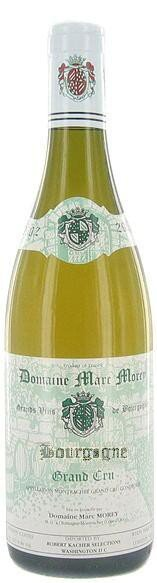 Вино Domaine Marc Morey & Fils, Bourgogne Blanc AOC, 2010