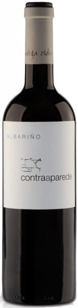 """Вино Adega Eidos, """"Contraaparede"""" Albarino, Rias Baixas DO, 2005"""