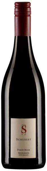 Вино Schubert, Pinot Noir Wairarapa, 2014