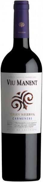 "Вино Viu Manent, ""Gran Reserva"" Carmenere, 2011"