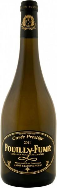 """Вино Andre & Edmond Figeat, Pouilly-Fume """"Cuvee Prestige"""", 2011"""
