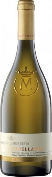 """Вино Marques de Murrieta, """"Capellania"""", 2009"""
