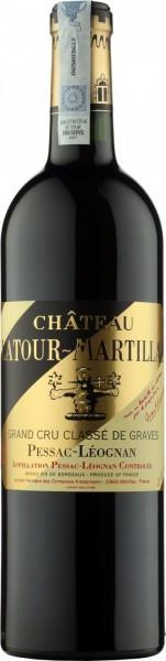 Вино Chateau Latour-Martillac, Pessac-Leognan AOC Rouge, 2014