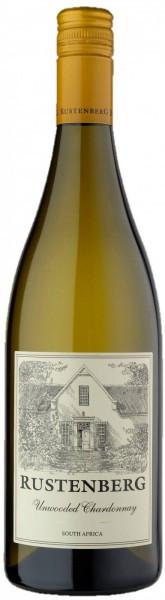 Вино Rustenberg, Unwooded Chardonnay, 2011