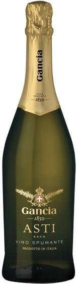Игристое вино Gancia Cuvee Platinum Asti DOCG