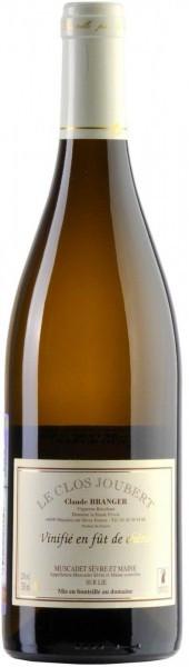 Вино Domaine La Haute Fevrie, Muscadet Sevre et Maine Sur Lie Le Clos Joubert AOC, 2012