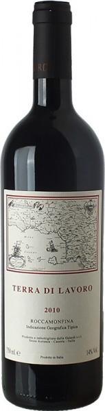 Вино Galardi, Terra di Lavoro, Roccamonfina IGT 2010