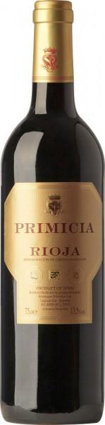 "Вино ""Primicia"" Oak Aged, 2012"