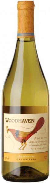 Вино Woodhaven Chardonnay, 2008