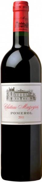 Вино Chateau Mazeyres, 2011