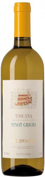 Вино Col d'Orcia, Pinot Grigio, Toscana IGT, 2014