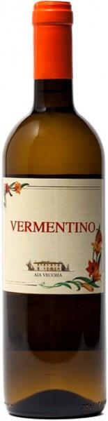 Вино Aia Vecchia, Vermentino, Maremma IGT, 2011