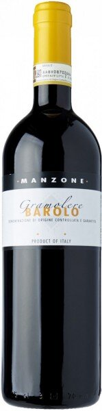 "Вино Manzone, ""Gramolere "" Barolo DOCG, 2009"