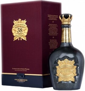 "Виски ""Royal Salute"" Stone of Destiny 38 Year Old, gift box, 0.7 л"