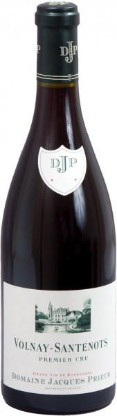 Вино Domaine Jacques Prieur, Volnay-Santenots Premier Cru, 2009, 0.375 л