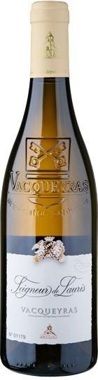 """Вино Arnoux & Fils, """"Seigneur de Lauris"""" White, Vacqueyras AOC, 2011"""