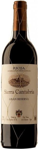 "Вино Sierra Cantabria, ""Gran Reserva"", Rioja DOCa, 2005"