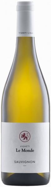 Вино Le Monde, Sauvignon, Friuli-Venezia Giulia, 2015