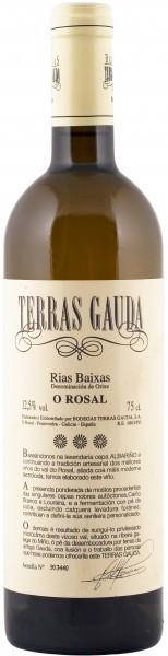 """Вино Terras Gauda """"O Rosal"""", 2010"""