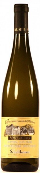 "Вино San Michele-Appiano, Weissburgunder-Pinot Bianco ""Schulthauser"", 2014"