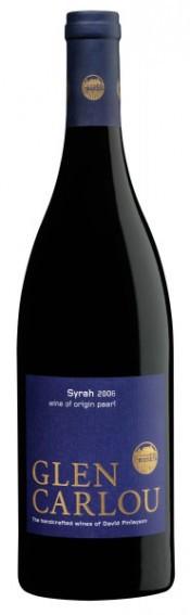 Вино Glen Carlou Syrah 2005