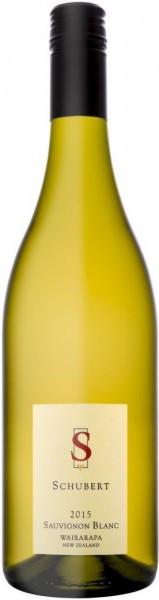 Вино Schubert, Sauvignon Blanc, 2015