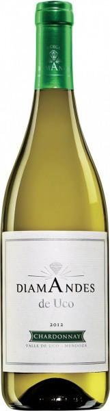 Вино Diamаndes de Uco Chardonnay, 2012