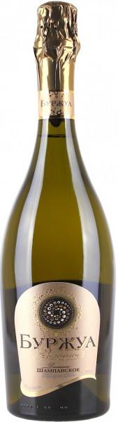 "Игристое вино ""Bourgeois"" Gold semidolce"