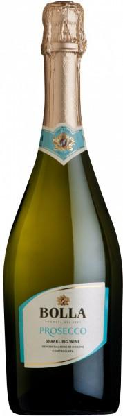 Игристое вино Bolla, Prosecco DOC Extra Dry