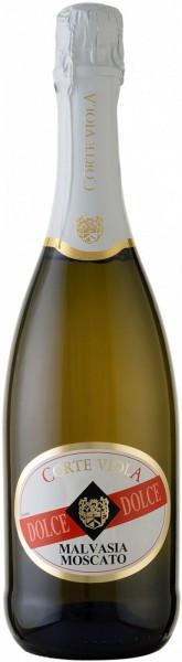 "Игристое вино Contri Spumanti, ""Corte Viola"" Malvasia Moscato"