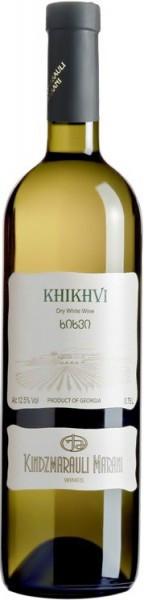 Вино Kindzmarauli Marani, Khikhvi, 2015