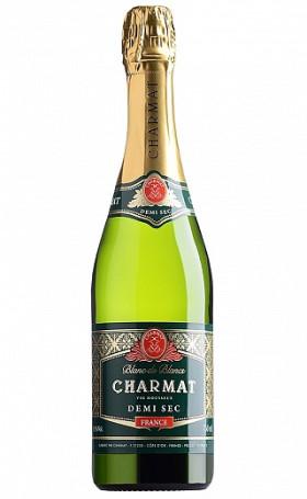 Игристое вино Charmat Blanc de Blancs 0.75л