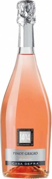Игристое вино Pinot Rose Spumante