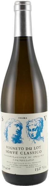 "Вино ""Vigneto du Lot"", Soave Classico DOC, 2010"
