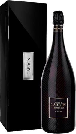 Шампанское Carbon Cuvee Rose Brut 1.5л