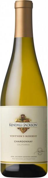 "Вино Kendall-Jackson, ""Vintner's Reserve"", Chardonnay, 2012"