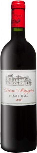 Вино Chateau Mazeyres, 2010