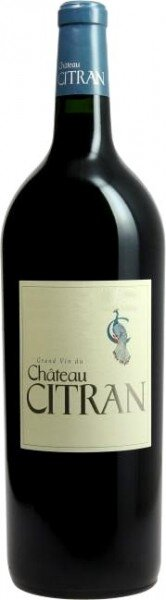Вино Chateau Citran, Haut-Medoc AOC Cru Bourgeois, 2013, 1.5 л