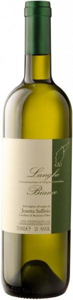 Вино Josetta Saffirio, Langhe Bianco DOC, 2010