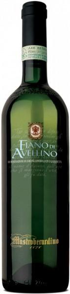 Вино Mastroberardino, Fiano di Avellino DOCG, 2012