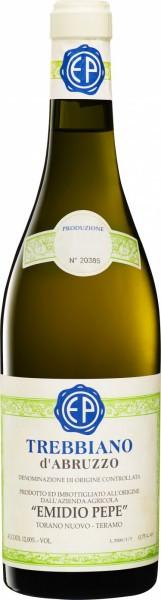 Вино Emidio Pepe, Trebbiano d'Abruzzo DOC, 2011
