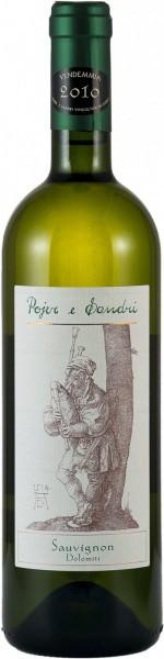 Вино Pojer e Sandri, Sauvignon, Vigneti delle Dolomiti IGT, 2015