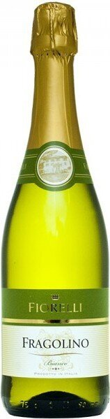 "Игристое вино ""Fiorelli Fragolino"" Bianco"