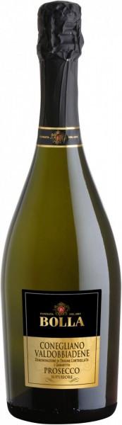 Игристое вино Bolla, Prosecco Superiore, Conegliano Valdobbiadene DOCG
