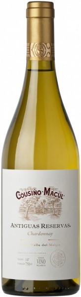 "Вино Cousino-Macul, ""Antiguas Reservas"" Chardonnay"